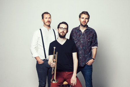 Hayden Powell Trio
